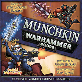 Spirit Games (Est. 1984) - Supplying role playing games (RPG), wargames rules, miniatures and scenery, new and traditional board and card games for the last 20 years sells Munchkin Warhammer 40,000