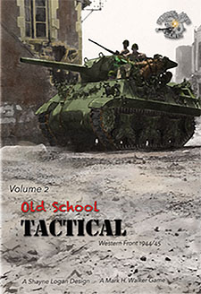 Spirit Games (Est. 1984) - Supplying role playing games (RPG), wargames rules, miniatures and scenery, new and traditional board and card games for the last 20 years sells Old School Tactical Volume 2: Western Front 1944/45