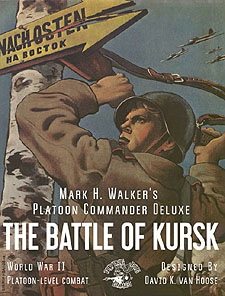 Spirit Games (Est. 1984) - Supplying role playing games (RPG), wargames rules, miniatures and scenery, new and traditional board and card games for the last 20 years sells Platoon Commander Deluxe: The Battle of Kursk
