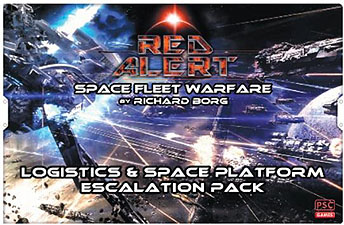 Spirit Games (Est. 1984) - Supplying role playing games (RPG), wargames rules, miniatures and scenery, new and traditional board and card games for the last 20 years sells Red Alert: Logistics and Space Platform Escalation Pack