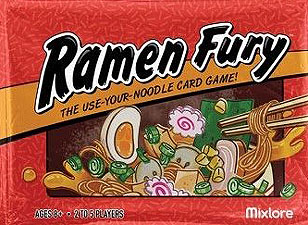 Spirit Games (Est. 1984) - Supplying role playing games (RPG), wargames rules, miniatures and scenery, new and traditional board and card games for the last 20 years sells Ramen Fury