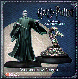 Spirit Games (Est. 1984) - Supplying role playing games (RPG), wargames rules, miniatures and scenery, new and traditional board and card games for the last 20 years sells Harry Potter Miniatures Adventure Game: Voldemort and Nagini