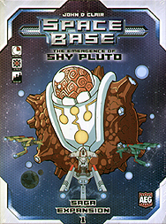 Spirit Games (Est. 1984) - Supplying role playing games (RPG), wargames rules, miniatures and scenery, new and traditional board and card games for the last 20 years sells Space Base: The Emergence of Shy Pluto