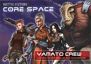 Spirit Games (Est. 1984) - Supplying role playing games (RPG), wargames rules, miniatures and scenery, new and traditional board and card games for the last 20 years sells Core Space: Yamato Crew