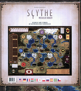 Spirit Games (Est. 1984) - Supplying role playing games (RPG), wargames rules, miniatures and scenery, new and traditional board and card games for the last 20 years sells Scythe: Modular Board