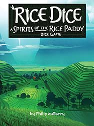 Spirit Games (Est. 1984) - Supplying role playing games (RPG), wargames rules, miniatures and scenery, new and traditional board and card games for the last 20 years sells Rice Dice: A Spirits of the Rice Paddy Dice Game