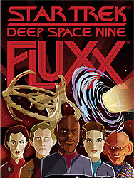 Spirit Games (Est. 1984) - Supplying role playing games (RPG), wargames rules, miniatures and scenery, new and traditional board and card games for the last 20 years sells Star Trek Deep Space Nine Fluxx