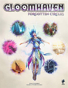 Spirit Games (Est. 1984) - Supplying role playing games (RPG), wargames rules, miniatures and scenery, new and traditional board and card games for the last 20 years sells Gloomhaven: Forgotten Circles