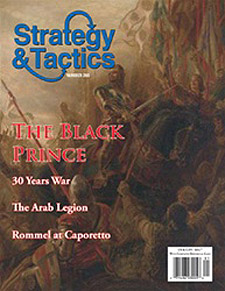 Spirit Games (Est. 1984) - Supplying role playing games (RPG), wargames rules, miniatures and scenery, new and traditional board and card games for the last 20 years sells Strategy and Tactics 260: The Black Prince