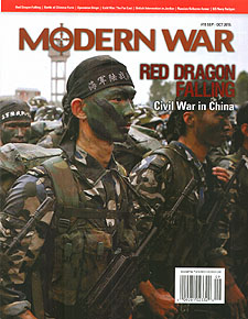 Spirit Games (Est. 1984) - Supplying role playing games (RPG), wargames rules, miniatures and scenery, new and traditional board and card games for the last 20 years sells Modern War #19: Red Dragon Falling: Civil War in China