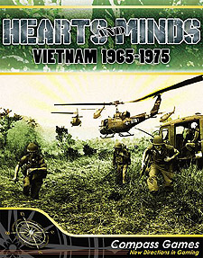 Spirit Games (Est. 1984) - Supplying role playing games (RPG), wargames rules, miniatures and scenery, new and traditional board and card games for the last 20 years sells Hearts and Minds: Vietnam 1965-1975 Third Edition