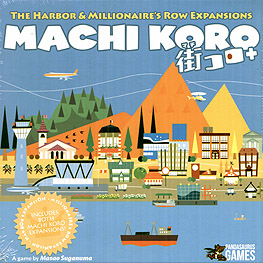Spirit Games (Est. 1984) - Supplying role playing games (RPG), wargames rules, miniatures and scenery, new and traditional board and card games for the last 20 years sells Machi Koro 5th Anniversary Expansions