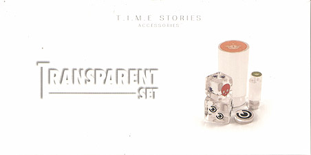 Spirit Games (Est. 1984) - Supplying role playing games (RPG), wargames rules, miniatures and scenery, new and traditional board and card games for the last 20 years sells T.I.M.E Stories: Transparent Set (Time Stories)