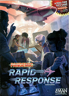 Spirit Games (Est. 1984) - Supplying role playing games (RPG), wargames rules, miniatures and scenery, new and traditional board and card games for the last 20 years sells Pandemic: Rapid Response