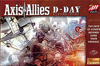 Spirit Games (Est. 1984) - Supplying role playing games (RPG), wargames rules, miniatures and scenery, new and traditional board and card games for the last 20 years sells Axis and Allies: D-Day