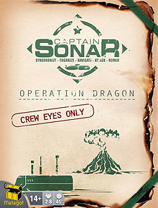 Spirit Games (Est. 1984) - Supplying role playing games (RPG), wargames rules, miniatures and scenery, new and traditional board and card games for the last 20 years sells Captain Sonar: Operation Dragon Crew Eyes Only