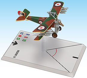 Spirit Games (Est. 1984) - Supplying role playing games (RPG), wargames rules, miniatures and scenery, new and traditional board and card games for the last 20 years sells Wings of Glory WWI: Nieuport 16 (Ball)