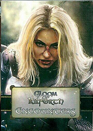 Spirit Games (Est. 1984) - Supplying role playing games (RPG), wargames rules, miniatures and scenery, new and traditional board and card games for the last 20 years sells Gloom of Kilforth: Encounters