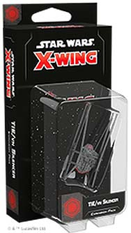 Spirit Games (Est. 1984) - Supplying role playing games (RPG), wargames rules, miniatures and scenery, new and traditional board and card games for the last 20 years sells Star Wars: X-Wing 2nd Edition TIE/vn Silencer