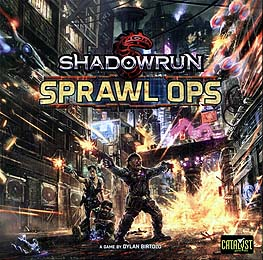 Spirit Games (Est. 1984) - Supplying role playing games (RPG), wargames rules, miniatures and scenery, new and traditional board and card games for the last 20 years sells Shadowrun Sprawl Ops