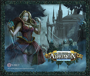 Spirit Games (Est. 1984) - Supplying role playing games (RPG), wargames rules, miniatures and scenery, new and traditional board and card games for the last 20 years sells HEXplore It: The Forests of Adrimon