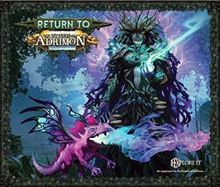 Spirit Games (Est. 1984) - Supplying role playing games (RPG), wargames rules, miniatures and scenery, new and traditional board and card games for the last 20 years sells HEXplore It: Return to The Forests of Adrimon