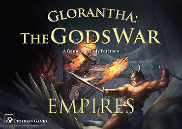Spirit Games (Est. 1984) - Supplying role playing games (RPG), wargames rules, miniatures and scenery, new and traditional board and card games for the last 20 years sells Glorantha: The Gods War - Empires