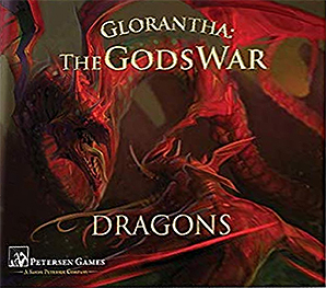 Spirit Games (Est. 1984) - Supplying role playing games (RPG), wargames rules, miniatures and scenery, new and traditional board and card games for the last 20 years sells Glorantha: The Gods War - Dragons