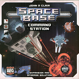 Spirit Games (Est. 1984) - Supplying role playing games (RPG), wargames rules, miniatures and scenery, new and traditional board and card games for the last 20 years sells Space Base: Command Station