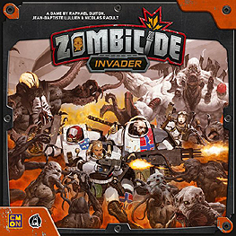 Spirit Games (Est. 1984) - Supplying role playing games (RPG), wargames rules, miniatures and scenery, new and traditional board and card games for the last 20 years sells Zombicide: Invader