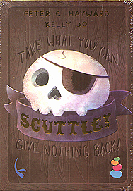Spirit Games (Est. 1984) - Supplying role playing games (RPG), wargames rules, miniatures and scenery, new and traditional board and card games for the last 20 years sells Scuttle!