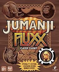 Spirit Games (Est. 1984) - Supplying role playing games (RPG), wargames rules, miniatures and scenery, new and traditional board and card games for the last 20 years sells Jumanji Fluxx