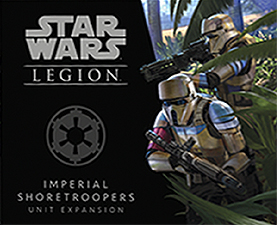 Spirit Games (Est. 1984) - Supplying role playing games (RPG), wargames rules, miniatures and scenery, new and traditional board and card games for the last 20 years sells Star Wars: Legion - Imperial Shoretroopers Unit Expansion