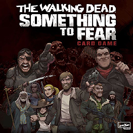 Spirit Games (Est. 1984) - Supplying role playing games (RPG), wargames rules, miniatures and scenery, new and traditional board and card games for the last 20 years sells The Walking Dead: Something to Fear Card Game