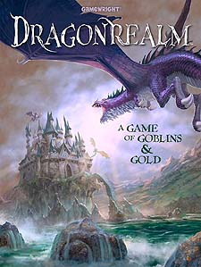Spirit Games (Est. 1984) - Supplying role playing games (RPG), wargames rules, miniatures and scenery, new and traditional board and card games for the last 20 years sells Dragonrealm: A Game of Goblins and Gold