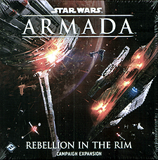 Spirit Games (Est. 1984) - Supplying role playing games (RPG), wargames rules, miniatures and scenery, new and traditional board and card games for the last 20 years sells Star Wars: Armada Rebellion in the Rim Campaign Expansion