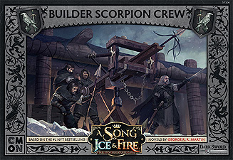 Spirit Games (Est. 1984) - Supplying role playing games (RPG), wargames rules, miniatures and scenery, new and traditional board and card games for the last 20 years sells A Song of Ice and Fire: Builder Stone Thrower