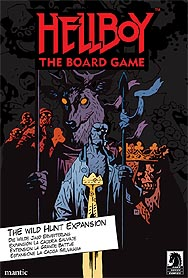 Spirit Games (Est. 1984) - Supplying role playing games (RPG), wargames rules, miniatures and scenery, new and traditional board and card games for the last 20 years sells Hellboy: The Wild Hunt Expansion