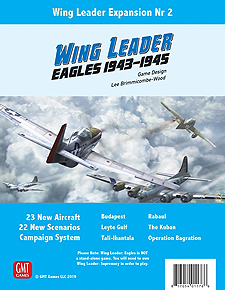 Spirit Games (Est. 1984) - Supplying role playing games (RPG), wargames rules, miniatures and scenery, new and traditional board and card games for the last 20 years sells Wing Leader: Eagles 1943-45 Expansion