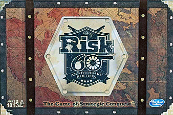 Spirit Games (Est. 1984) - Supplying role playing games (RPG), wargames rules, miniatures and scenery, new and traditional board and card games for the last 20 years sells Risk 60th Anniversary Edition