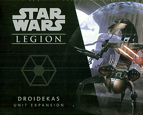 Spirit Games (Est. 1984) - Supplying role playing games (RPG), wargames rules, miniatures and scenery, new and traditional board and card games for the last 20 years sells Star Wars: Legion - Droidekas Unit Expansion