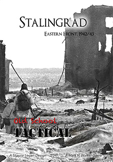 Spirit Games (Est. 1984) - Supplying role playing games (RPG), wargames rules, miniatures and scenery, new and traditional board and card games for the last 20 years sells Old School Tactical: Stalingrad Eastern Front, 1942/43