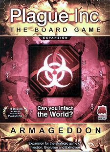 Spirit Games (Est. 1984) - Supplying role playing games (RPG), wargames rules, miniatures and scenery, new and traditional board and card games for the last 20 years sells Plague Inc: Armaeddon