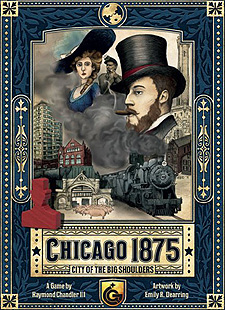 Spirit Games (Est. 1984) - Supplying role playing games (RPG), wargames rules, miniatures and scenery, new and traditional board and card games for the last 20 years sells Chicago 1875: City of the Big Shoulders