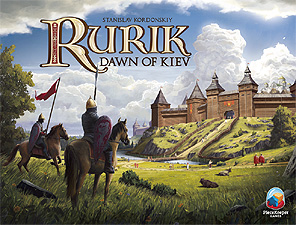 Spirit Games (Est. 1984) - Supplying role playing games (RPG), wargames rules, miniatures and scenery, new and traditional board and card games for the last 20 years sells Rurik: Dawn of Kiev