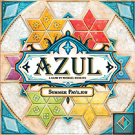 Spirit Games (Est. 1984) - Supplying role playing games (RPG), wargames rules, miniatures and scenery, new and traditional board and card games for the last 20 years sells Azul: Summer Pavilion
