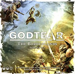 Spirit Games (Est. 1984) - Supplying role playing games (RPG), wargames rules, miniatures and scenery, new and traditional board and card games for the last 20 years sells Godtear: The Borderlands Starter Set