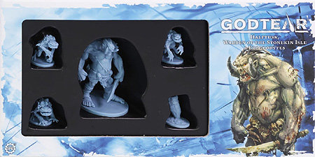 Spirit Games (Est. 1984) - Supplying role playing games (RPG), wargames rules, miniatures and scenery, new and traditional board and card games for the last 20 years sells Godtear: Halftusk, Warden of the Stonekin Isle and Froglodytes