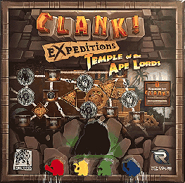 Spirit Games (Est. 1984) - Supplying role playing games (RPG), wargames rules, miniatures and scenery, new and traditional board and card games for the last 20 years sells Clank! Expeditions: Temple of the Ape Lords