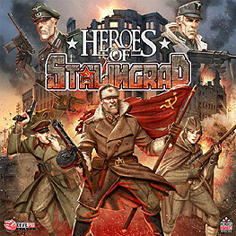 Spirit Games (Est. 1984) - Supplying role playing games (RPG), wargames rules, miniatures and scenery, new and traditional board and card games for the last 20 years sells Heroes of Stalingrad